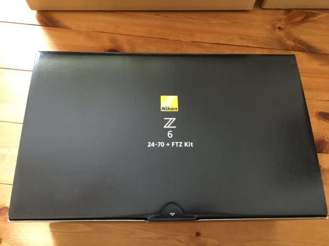 <カメラのお話>ニコン「Z6」を購入しました!